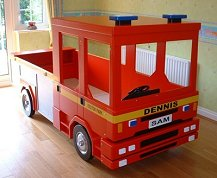 Fire engine themed tents fire free engine image for user manual download - Fireman bunk bed ...
